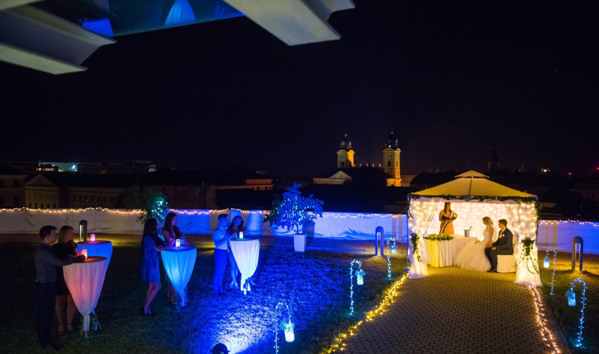 Éjszakai ceremónia