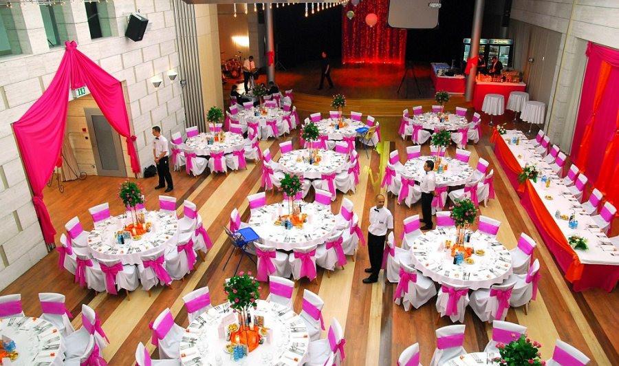 Ballsaal - Kölcsey Center