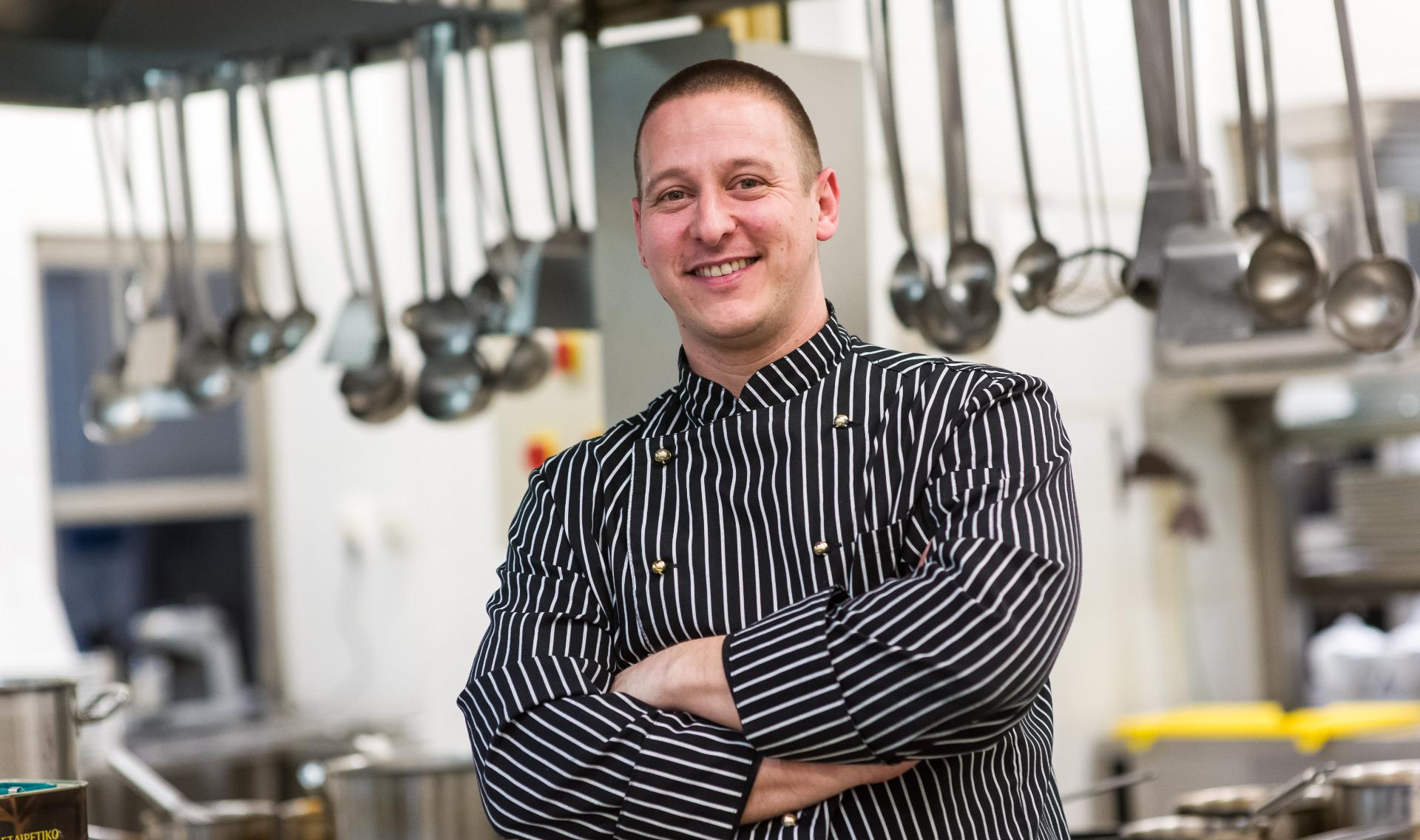 Chef Rezső Breitenbach