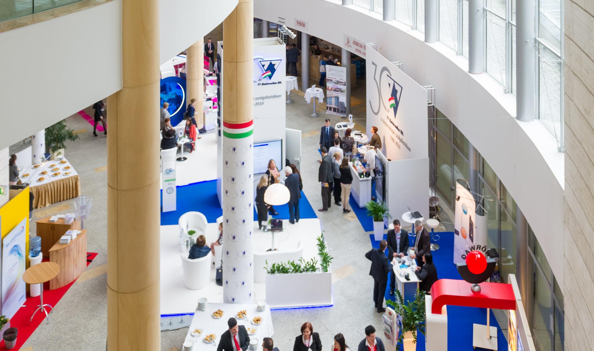 Foyer - Kölcsey Center