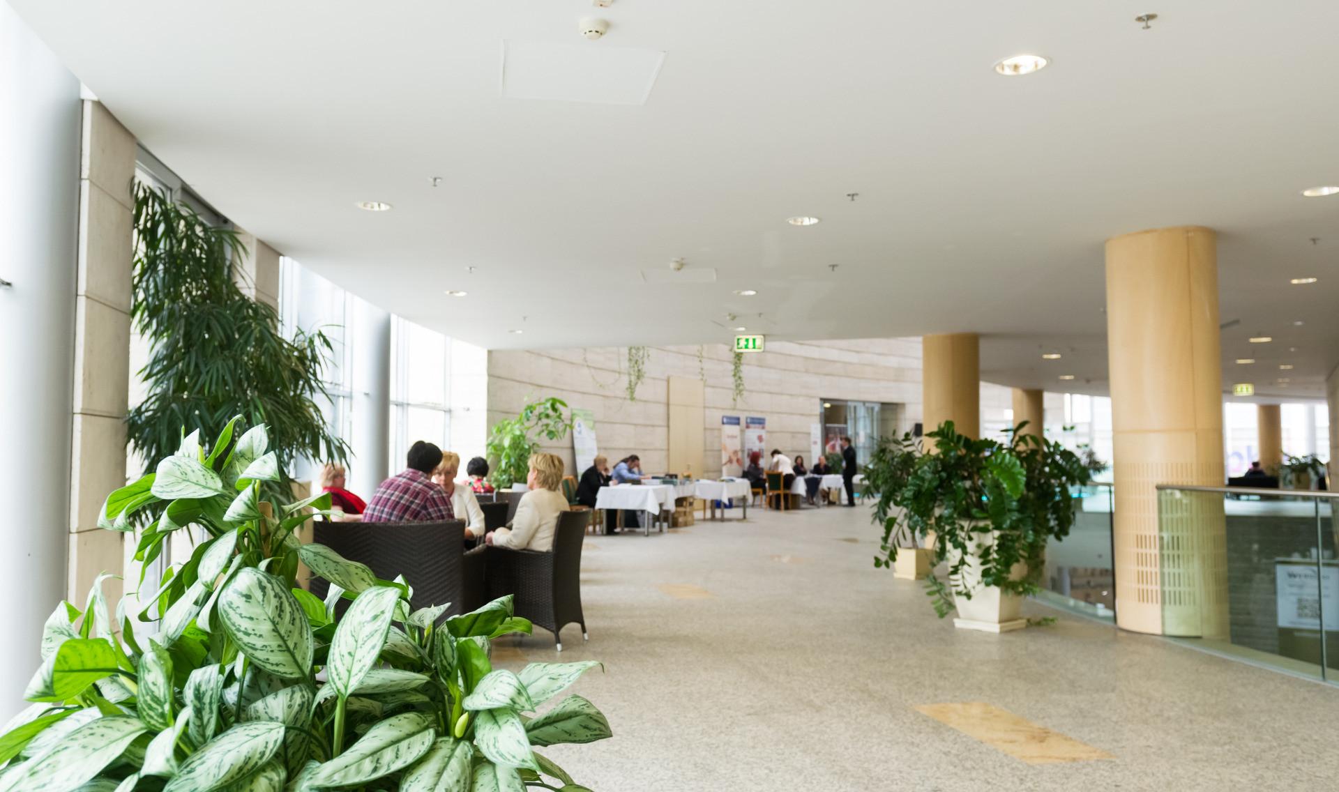 Kölcsey Központ Foyer