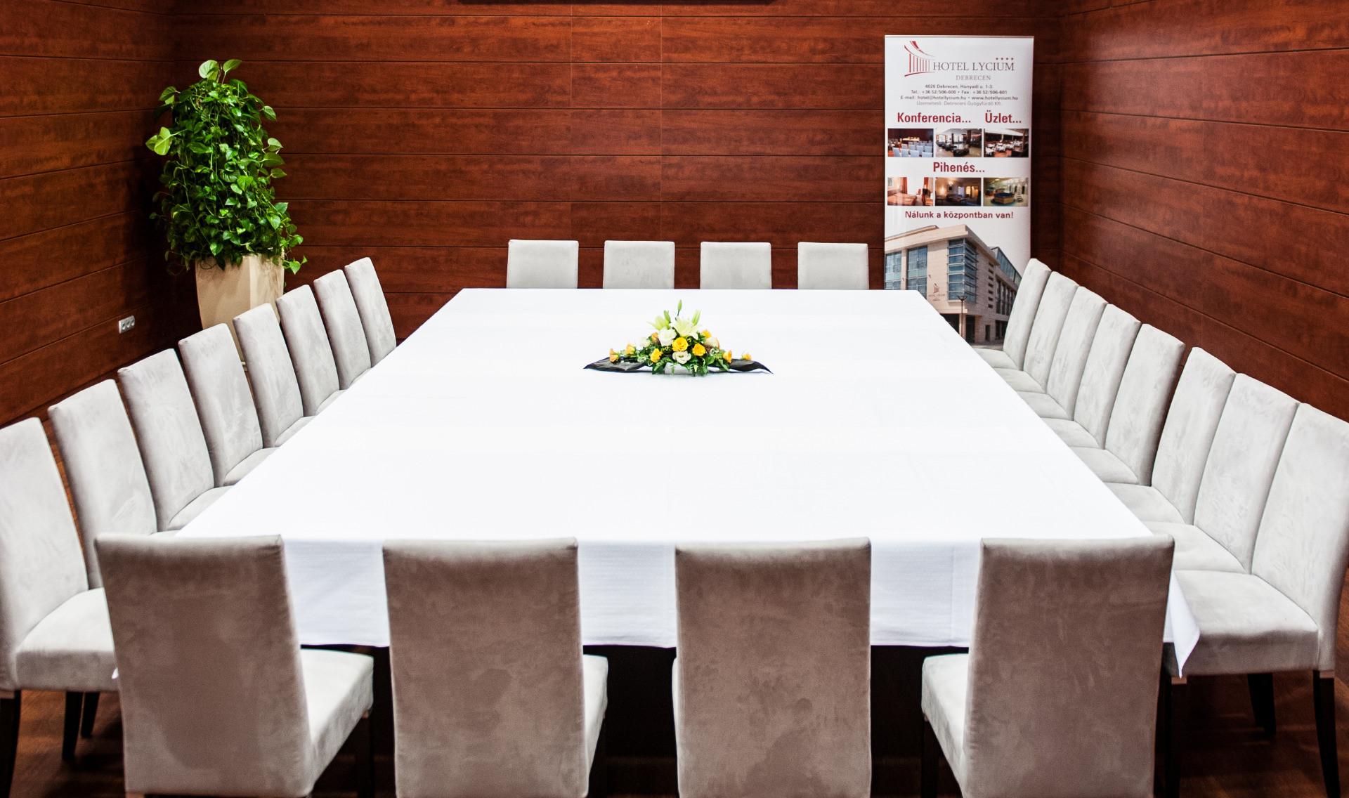 Privatsaal - Hotel Lycium****