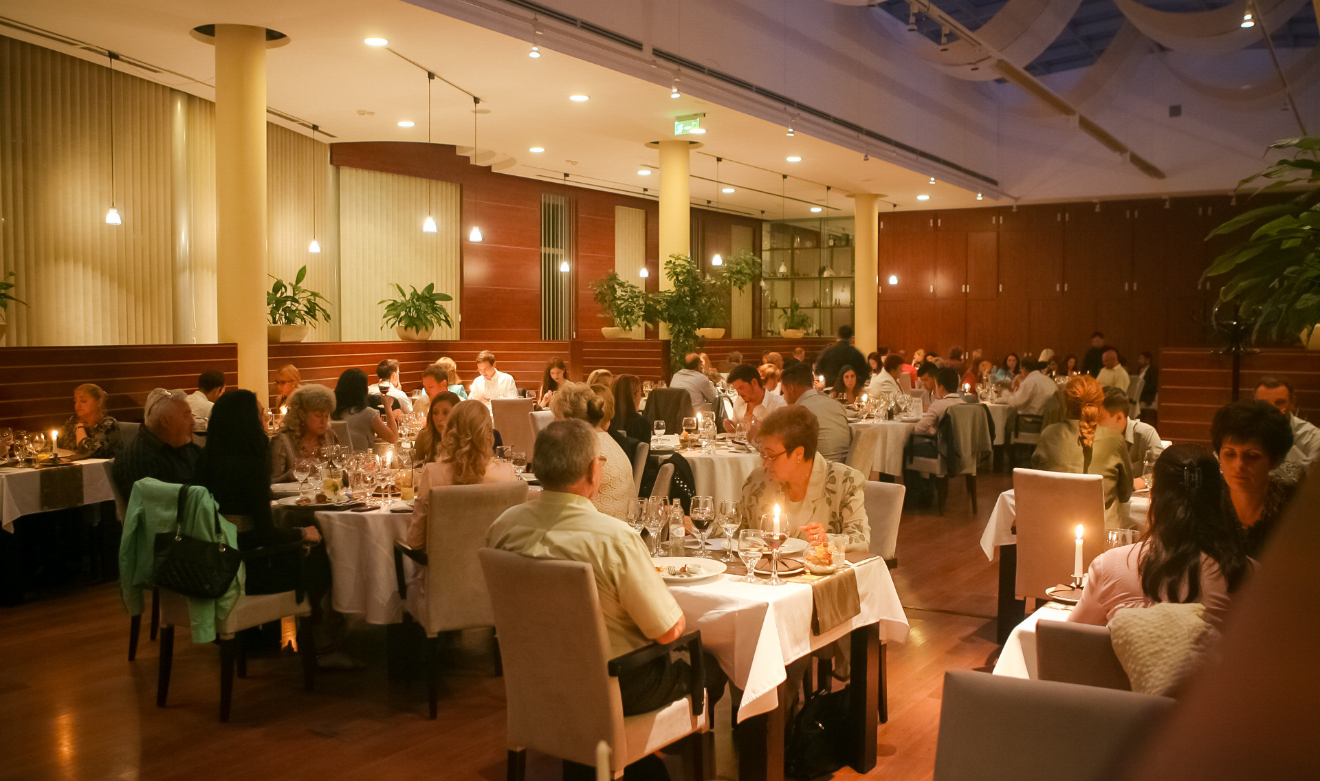 Restaurantul Átrium