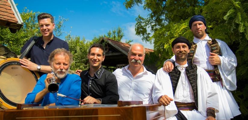 Síp és lant – tisztelet Arisztotelésznek   Berecz András és barátai estje