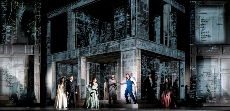 Royal Opera House   DON GIOVANNI