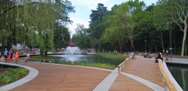 Парк Надьэрдё