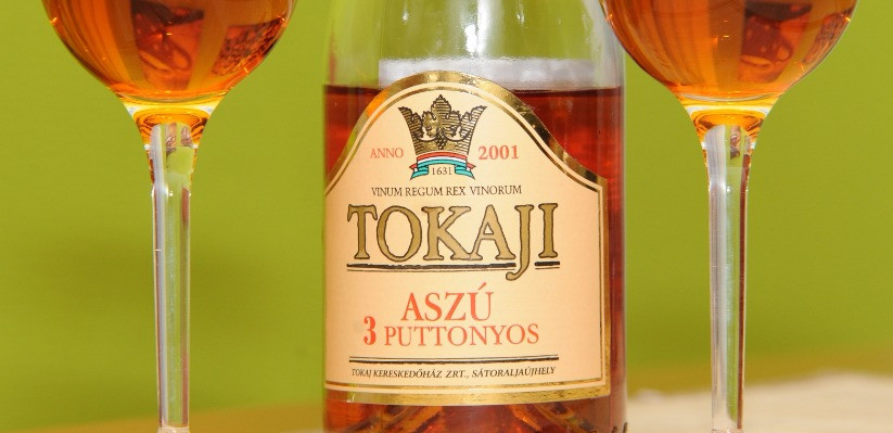 Seeking the most famous Hungarian specialty, the Tokaji wine
