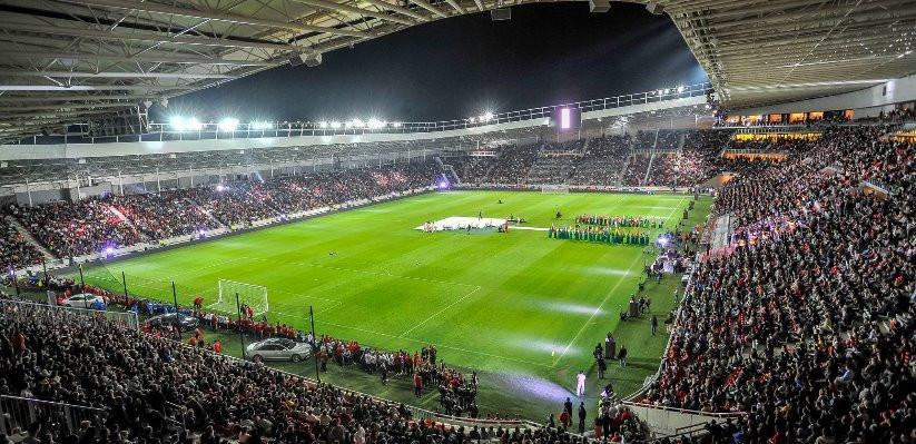 Stadionul din Pădurea Mare